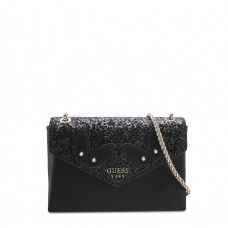 GUESS (Spring Fling Mini) Borsetta Tracolla Glitter Pattina 696878