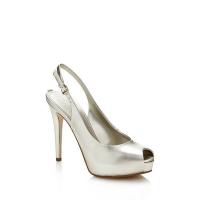 GUESS (Huele3) Chanel Pelle Metal Platino FLHLE1LEL05