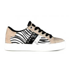 GUESS (Grasey) Sneaker Stampa Zebra FL7GRYPEL12