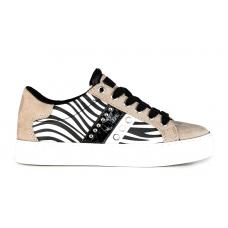 GUESS (Grasey) Sneaker Stampa Zebra FL7GRYPEL12