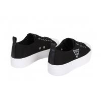 GUESS (Brigs) Sneaker Tela Fondo Gomma Logo FL6BRSFAB12