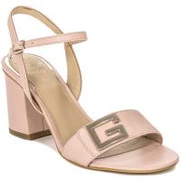 GUESS (Mack2) Sandalo Pelle Fibbia Caviglia Logo FL6MCKLEA03