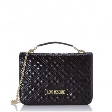 LOVE MOSCHINO Borsa Cartella Tracolla Pattina Matelassè JC4000PP1A