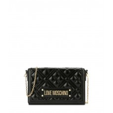 LOVE MOSCHINO Borsa Spalla Catena Pattina Matelassè JC4054PP1A