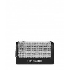 LOVE MOSCHINO Borsa Spalla Pattina Trama Brillante JC4055PP1A