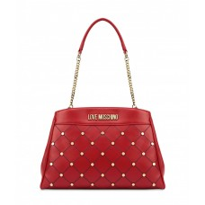 LOVE MOSCHINO Borsa Spalla Catena Borchie JC4095PP1A