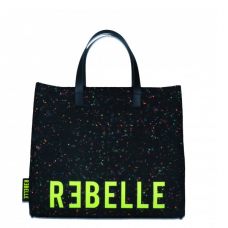 REBELLE (Electra) Borsa Shop Feltro Led 1WRE14