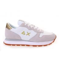 SUN68 (Ally) Scarpa Sneaker Corsa Camoscio Nylon Solid Z30201
