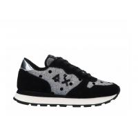 SUN68 (Ally) Sneaker Pois Glitter Z40206