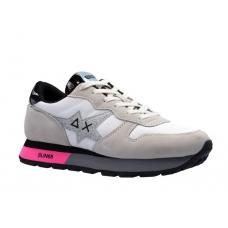 SUN68 (Ally) Sneaker Star Girl Zebra Z40212