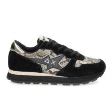 SUN68 (Ally) Sneaker Camoscio Star Python Z402011