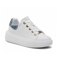 GUESS (Bradly2) Sneaker Stampa Logo Denim FL6B2RDEN12