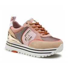 LIU JO (Maxi Wonder) Sneaker Camoscio Coquille BA1063