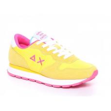 SUN68 (Ally) Sneaker Solid Nylon Z31201