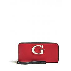 GUESS (Kinley) Portafoglio Grande Cerniera Giro MG6778460
