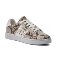 GUESS (Brandia) Sneaker Natural Animalier FL7BRAPEL12