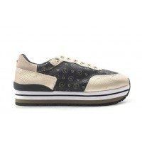POLLINI Sneaker Stampa Logo TA15013G04