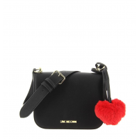 LOVE MOSCHINO Borsa Tracolla Pattina Pon Pon JC4324PP06KW
