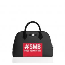 SAVE MY BAG Borsa Mano Princess Midi Lycra Stampa Logo 1053ON